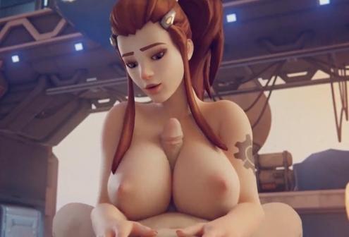 El porno sin límites de la animación 3D
