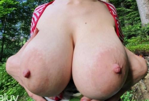 Milaluv, las tetas que petan Pornhub y Xvideos